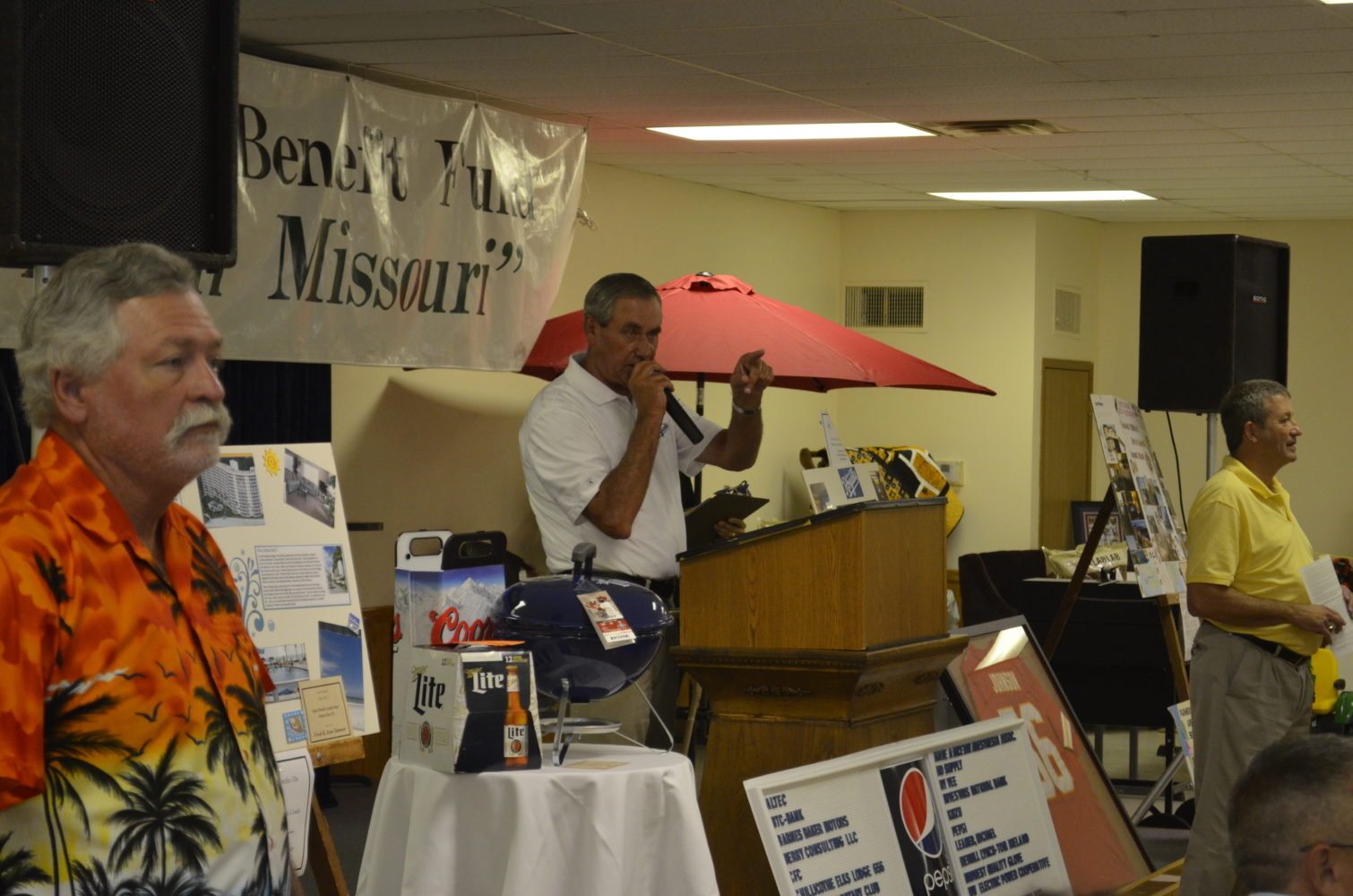 Area Youth Benefit Fund raises more than $40,000