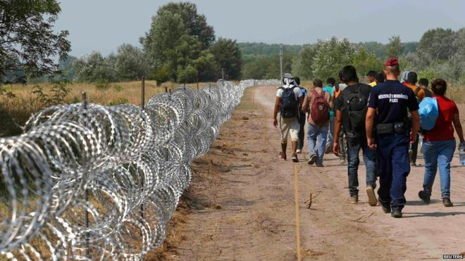 Hungary could send thousands of troops to the border
