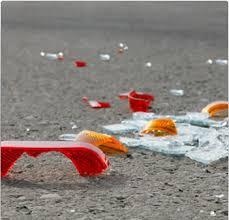 Accident on Highway 23 blocks traffic