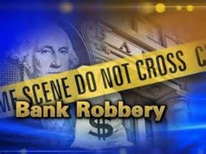 Suspect being sought for afternoon bank robbery in Columbia