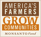 Monsanto Fund helps farmers give back to their communities