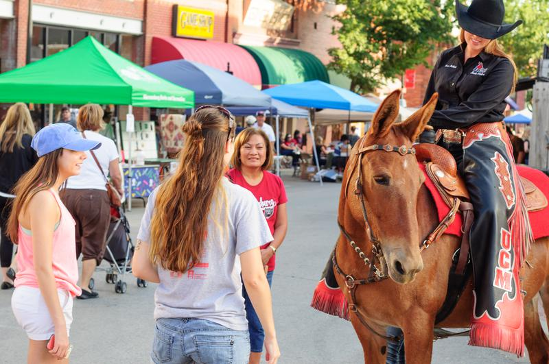 Burg Fest kicks off for 3rd year in downtown Warrensburg