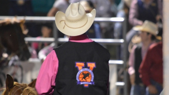 Both Missouri Valley rodeo teams walk away with Stampede Rodeo titles