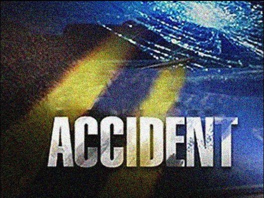 Two vehicles involved in accident in Johnson County