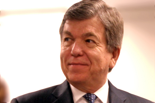 Senator Roy Blunt not happy with report from VA administration