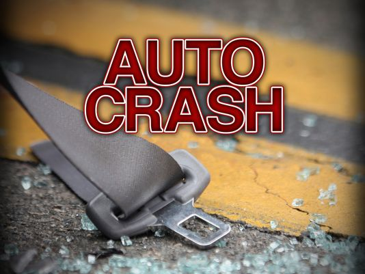 Holden man injured in Johnson County crash
