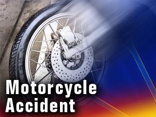 One braking bike leads to serious injuries