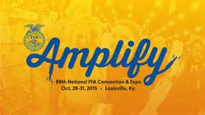 88th National FFA Convention, reports from area members