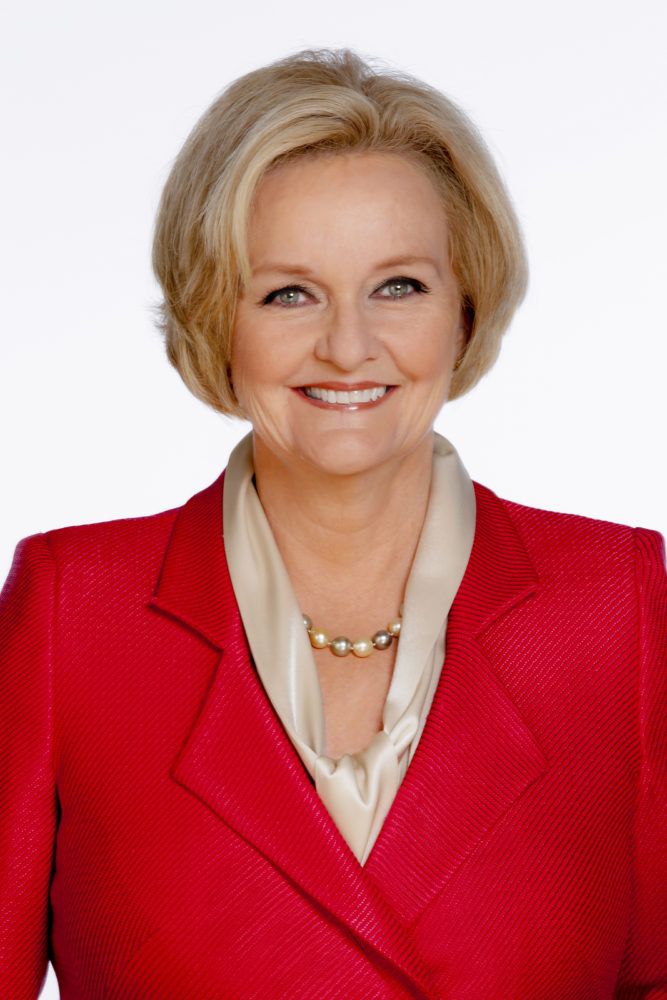 McCaskill against government use of robocalls