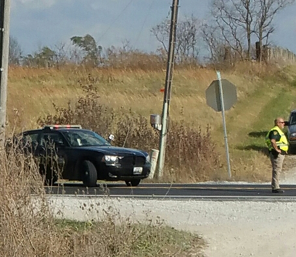 UDPATE: Injury accident at Johnson, Lafayette County line