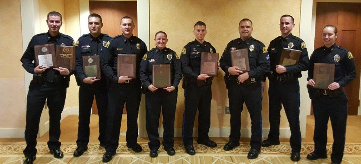 Independence Police Officers awarded at annual Valor Award ceremony