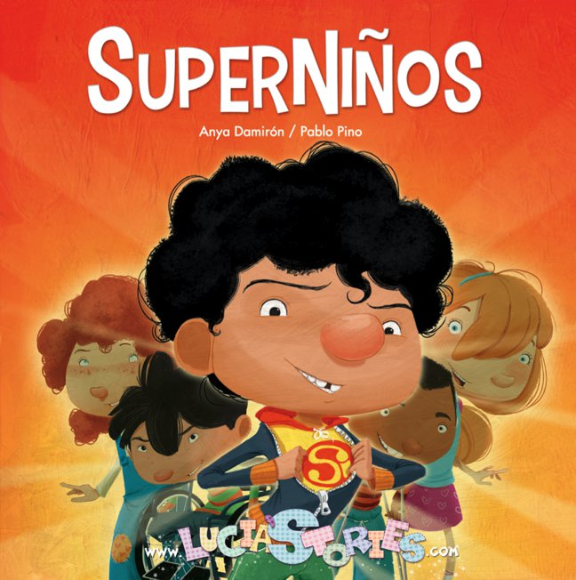 """""""Super Kid"""" teaches children to look for the superpowers in others"""