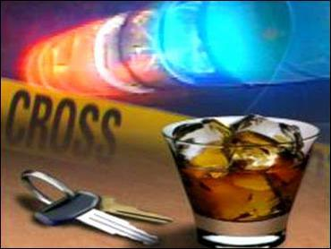 DWI allegations and moderate injuries suffered by Harrisonville resident