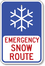 Carrollton enacts Emergency Snow Routes