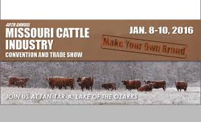 Missouri Cattle Industry Convention was a huge success