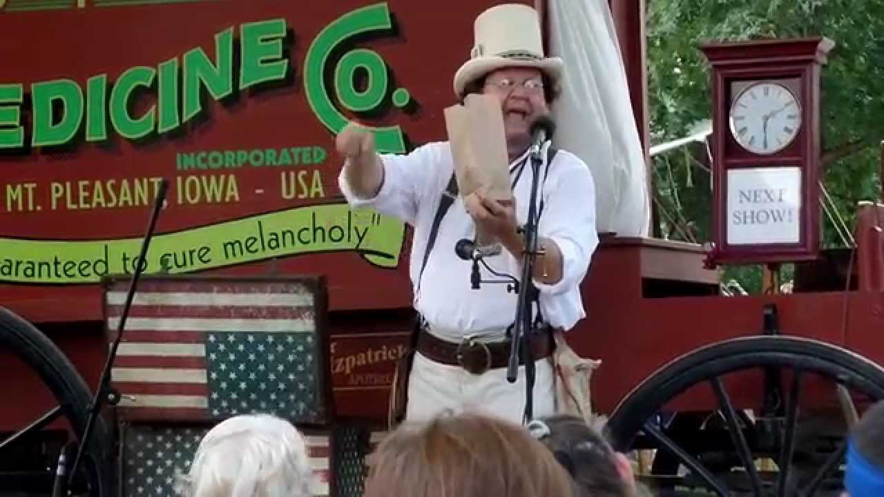 Great American Medicine Show coming to Carroll County