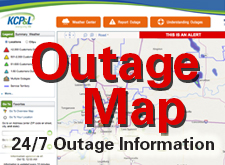 UPDATE: City wide power outage reported in Warrensburg, services have been restored