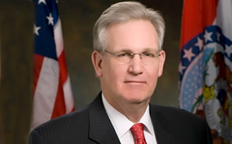Governor Nixon Grants 15 pardons