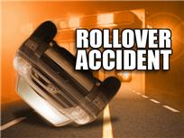 Salisbury woman injured in rollover crash
