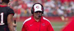 Head Coach Jim Svoboda