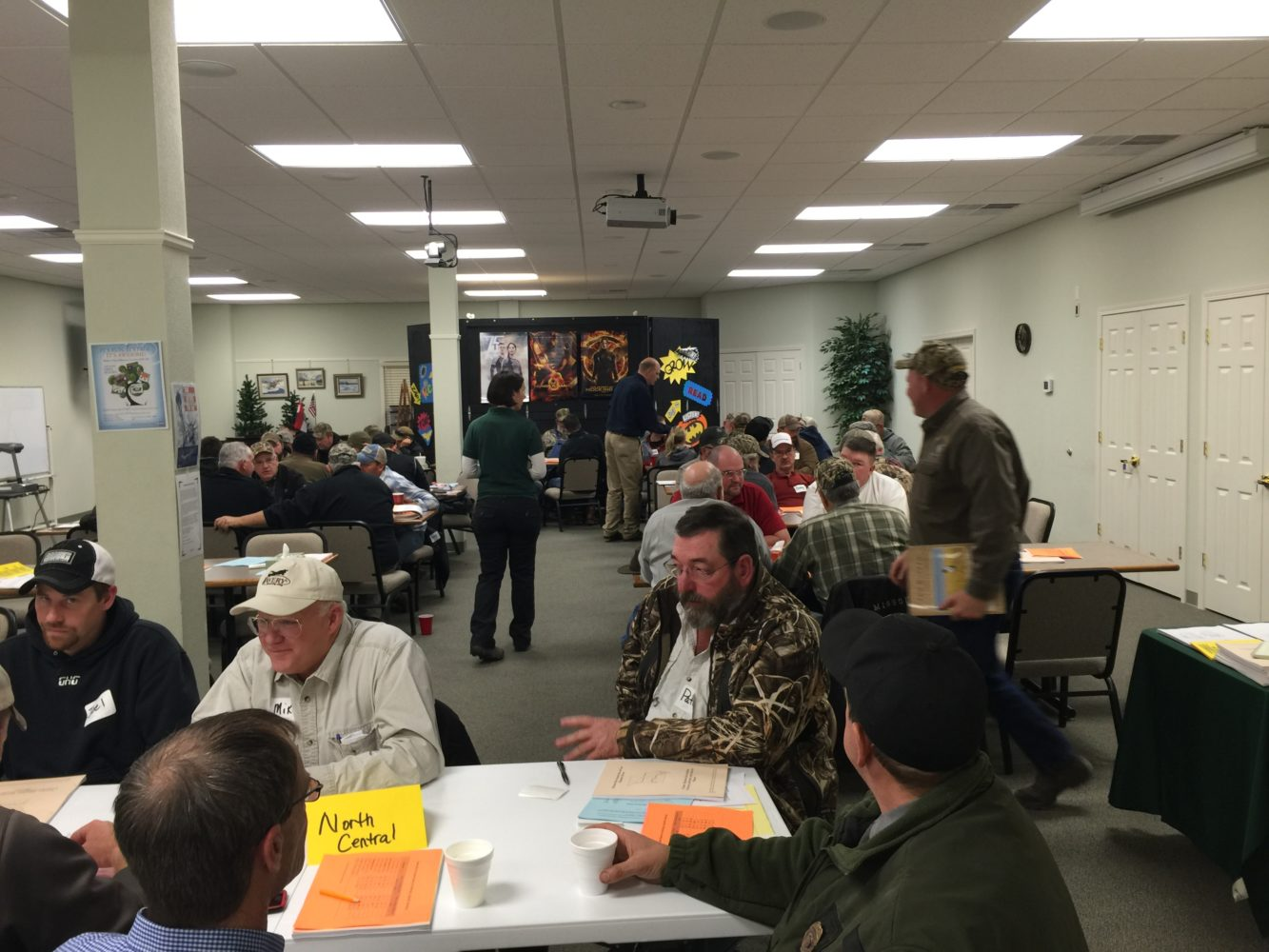 MDC hosts zoning and migration workshops for upcoming waterfowl seasons