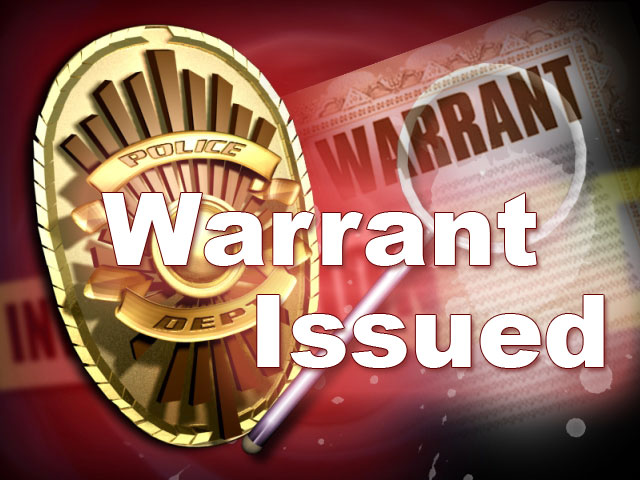 Warrant issued for Marshall resident on felony charge