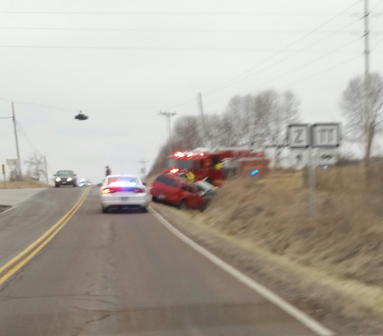 UPDATE: UPDATE: Breaking News: Lafayette County crash affecting traffic at Z, TT Highways