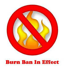 Burning banned in Cameron Wednesday
