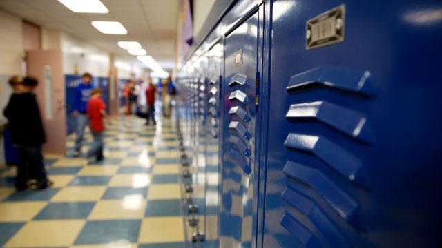 Gas Leak caused evacuation of school in St. Joseph