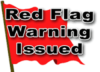 Red flag warnings in effect for multiple Missouri counties