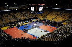 Class 4 State Championship wrestling team scores and individual results