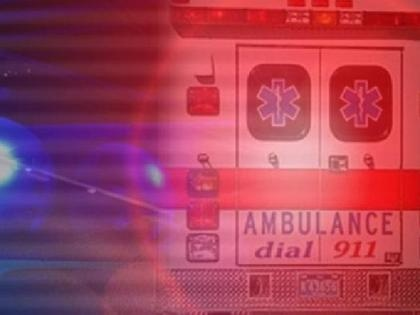 Teenager transported to hospital after single-vehicle accident in Bates County