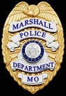 Heavy police presence at Marshall gas station
