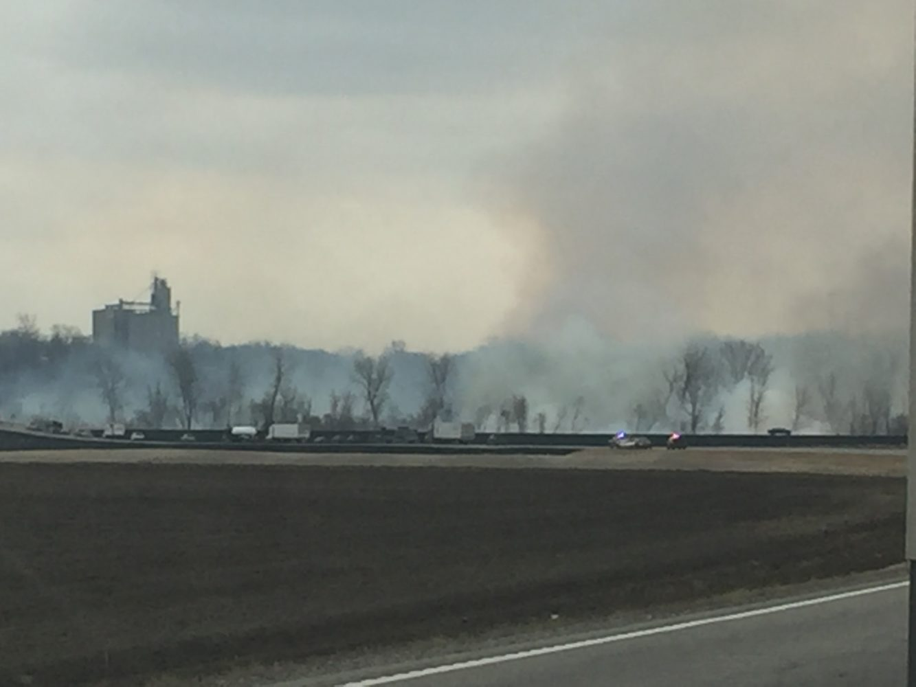 UPDATE: Carroll County crash disrupting traffic near Missouri River Bridge on Highway 41
