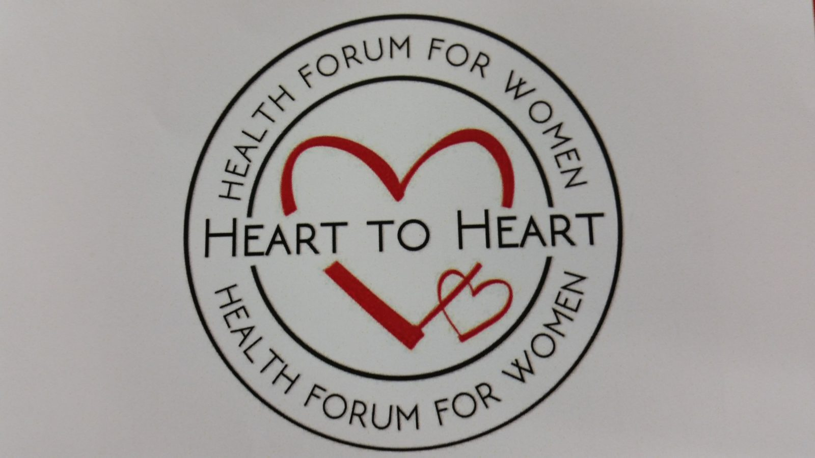 Heart to Heart: A health forum for women