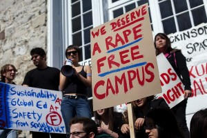 campus violence pic