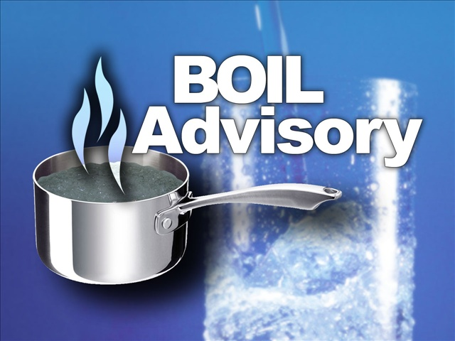 Ray County areas under boil advisory