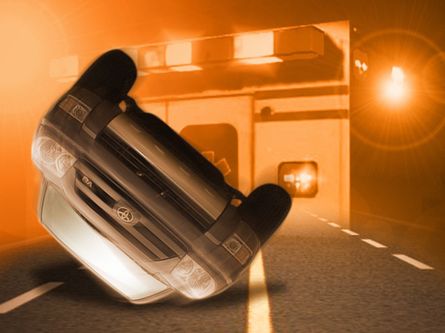 Rollover crash in Callaway County injures driver