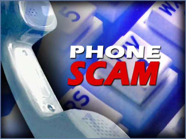 Scam reported by Columbia Police Officers' Association