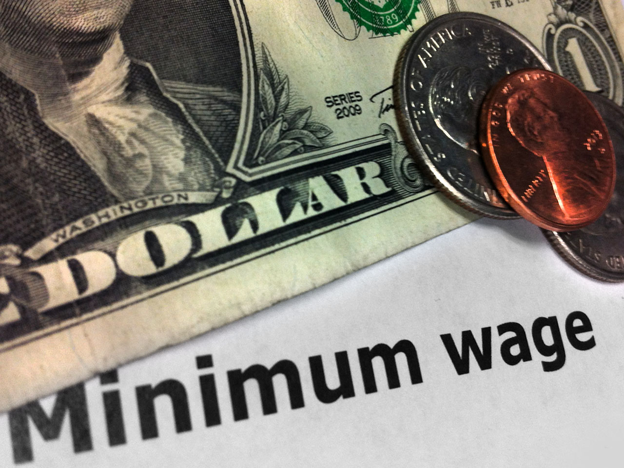Effects of minimum wage increases not usually considered