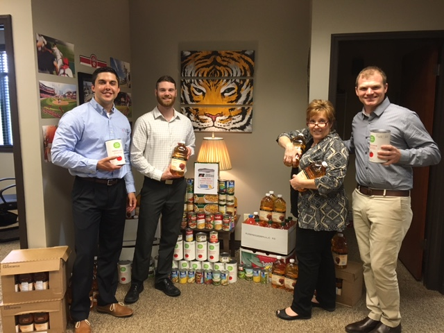 Food drive collects over five tons of food to raise food insecurity awareness