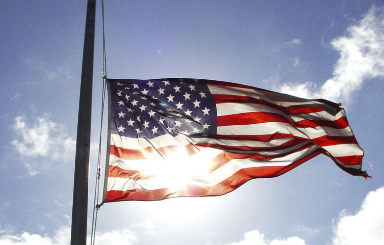 Flags to fly half-staff Monday, Dec. 7