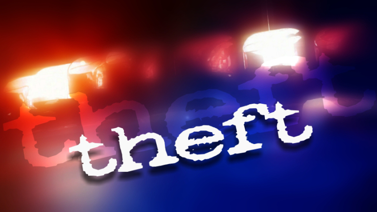 Independence resident charged tampering with motor vehicle, receiving stolen property