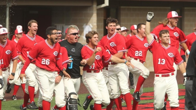 UCM's opener at World Series moved to tomorrow