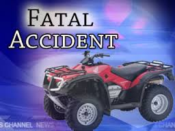 ATV crash fatal for Independence teen