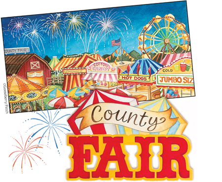 Carroll County Fair coming in July