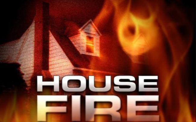 Aggressive structure fire in Johnson County injures 4 firefighters