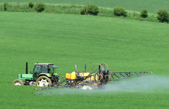 Potential worsening weed problems correspond with herbicide use