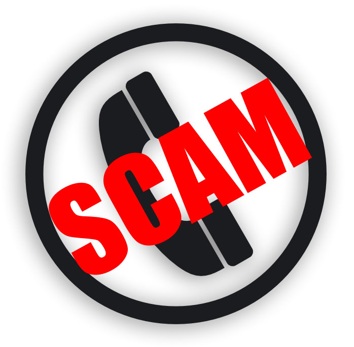 Phone scammers strike again