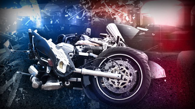 Rider flown to Columbia after crash Thursday